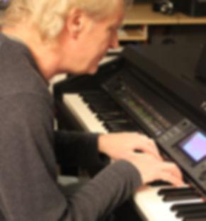 Musik von Holger Mantei
