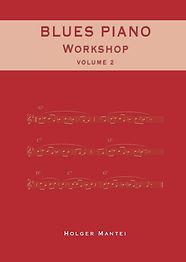 Bluespiano Workshop Holger Mantei