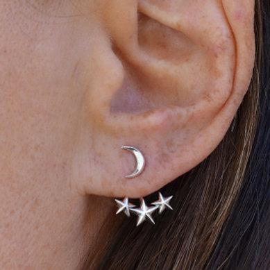 6060 MOON/STAR EAR JACKETS