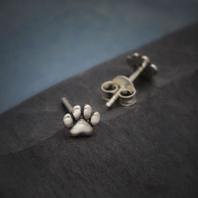 """6252 PUFFED PAW PRINTS (Your little friends """"Toe Beans"""")"""