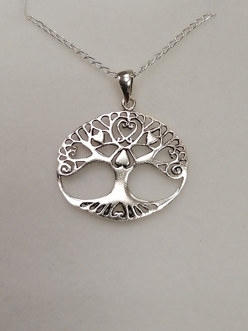 P240 OVAL TREE OF LIFE
