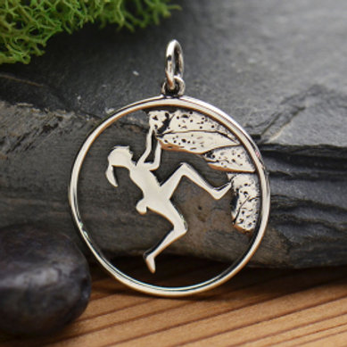 """4007. GIRL CLIMBING (SPECIFY 16"""" OR 18"""" CHAIN"""