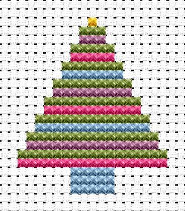 Easy Peasy Christmas Tree