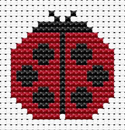 Easy Peasy Ladybird