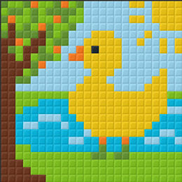 Duckling Small Magnet Kit