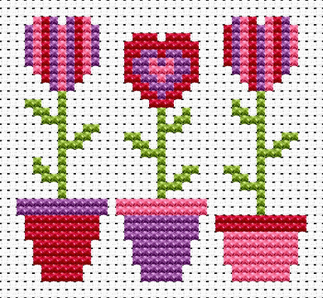 Sew Simple Love Grows