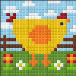 Chicken Small Magnet Kit