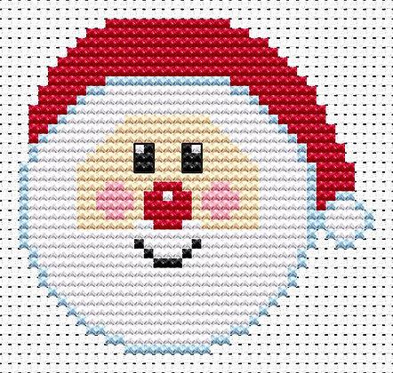 Sew Simple Santa