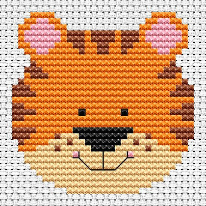 Sew Simple Tiger