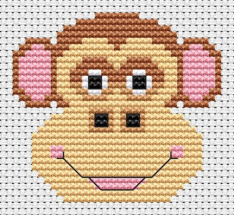 Sew Simple Monkey