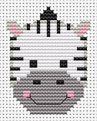 Sew Simple Zebra