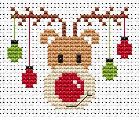 Sew Simple Rudolf