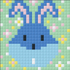 Bunny Head XL Magnet Kit