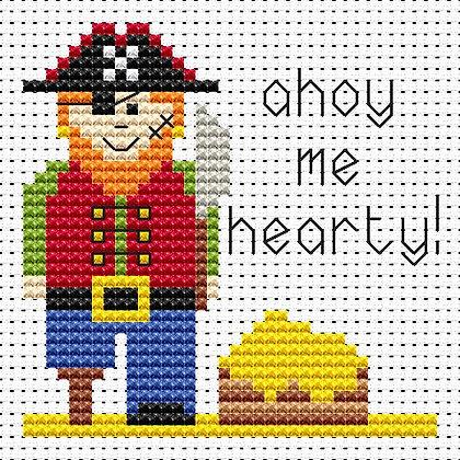 Sew Simple Pirate