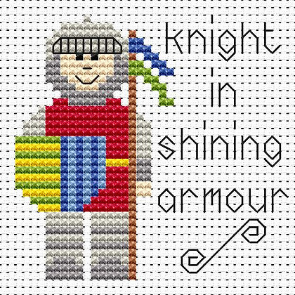 Sew Simple Knight
