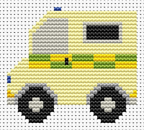 Sew Simple Ambulance