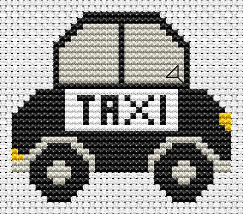 Sew Simple Taxi
