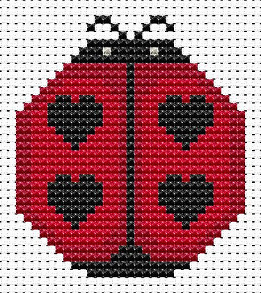 Sew Simple Ladybird