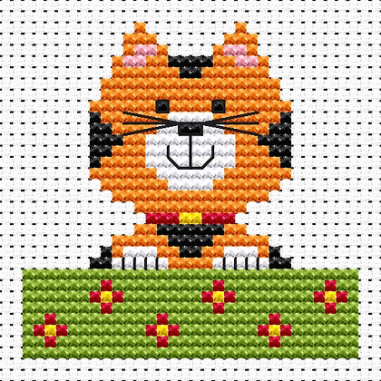 Sew Simple Cat
