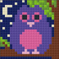 Owl Small Magnet Kit