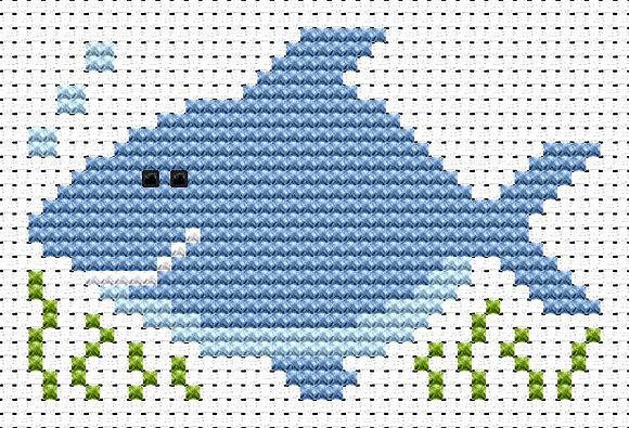 Sew Simple Shark