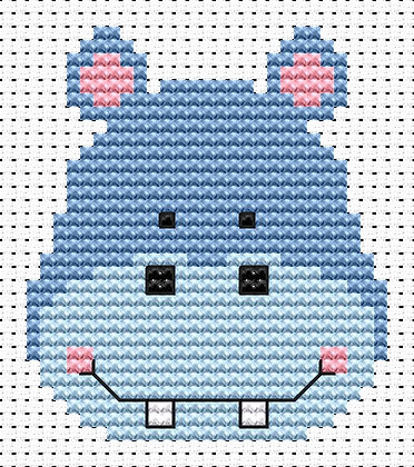 Sew Simple Hippo