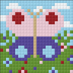 Butterfly XL Magnet Kit