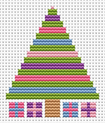 Sew Simple Christmas Tree