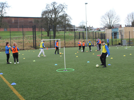 Interhouse – Boccia and Footgolf