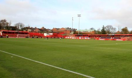 Alfreton Town – Match Day Experience