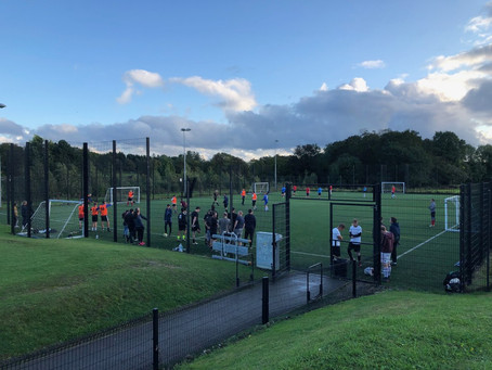 Staff Charity Football Tournament