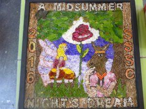 Well Dressing:- A Midsummer Night's Dream