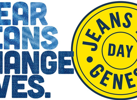 Jeans for Genes 2019