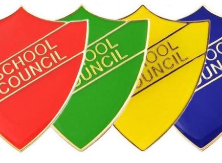 Autumn 1 School Council 2018