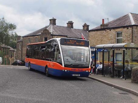 Derbyshire Bus Improvement Service