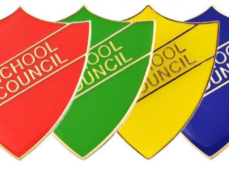 School Council Notes – Autumn 2 – 2019