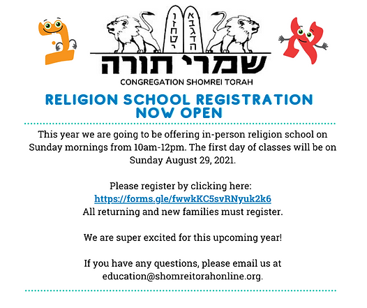 Registration religion school.png