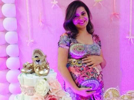 Eventos Reais: Chá de Bebê da Letícia