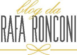 Parceria MUITO boa: Blog da Rafa