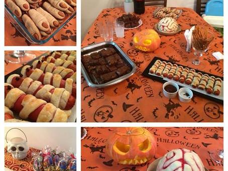 Festa de Halloween com muita diversão e criatividade