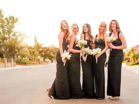 Dicas de como as madrinhas e damas podem colaborar no período pré casamento da noiva