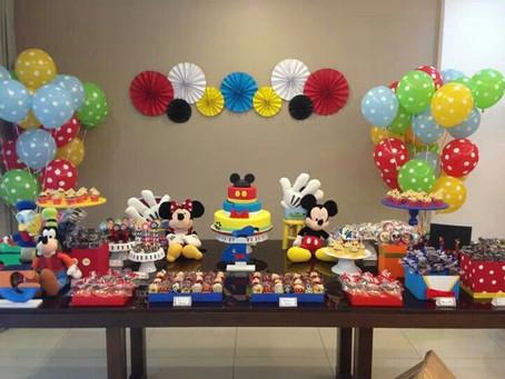 Mais de 1 aniversariante? Ideias de temas para festas infantis duplas (ou triplas, etc)