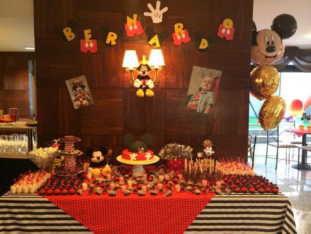 Eventos reais: Aniversário de 2 anos do Bernardo