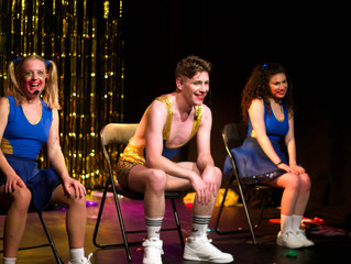 DOUZE receives 5 nominations at the Dark Chat Awards