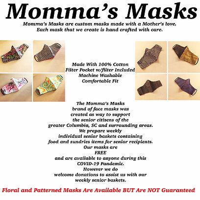 Momma's Masks (Covid-19 Efforts).JPG