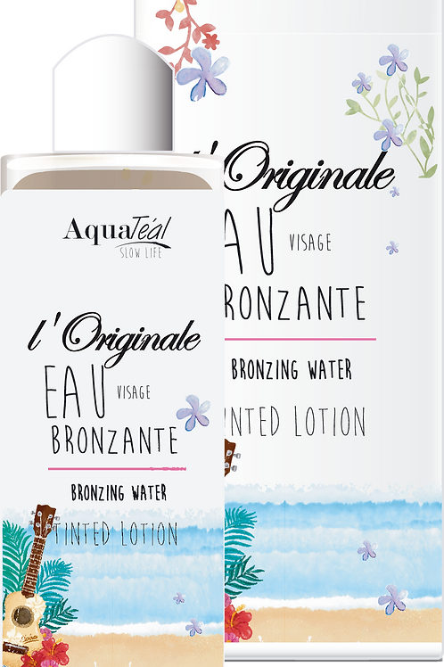 EAU BRONZANTE L'ORIGINALE - 100ml