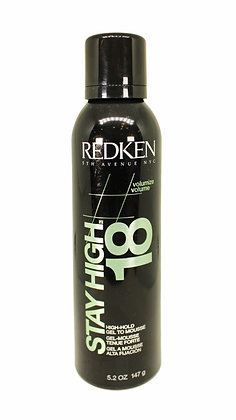 Redken Stay High 18 High Hold Gel To Mousse