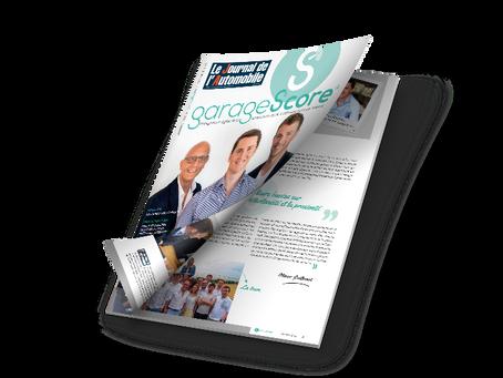 [NEW] - Un magazine digital 100% GarageScore dédié à la satisfaction client