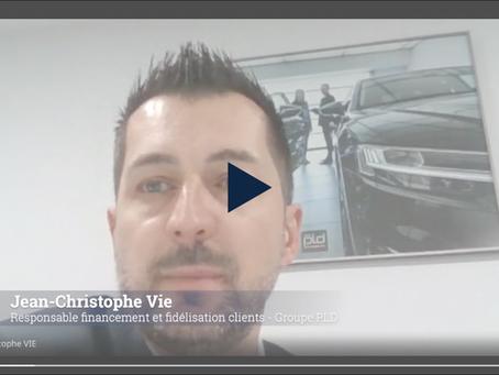 3 MINUTES CHRONO' avec Jean-Christophe Vie du groupe PLD