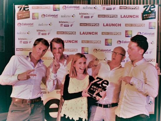 [A LA UNE] - La solution GarageScore primée aux Ze Awards de l'Auto